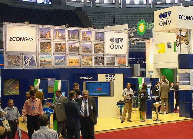 تولید موشن گرافیک و فیلم نمایشگاهی شرکت OMV