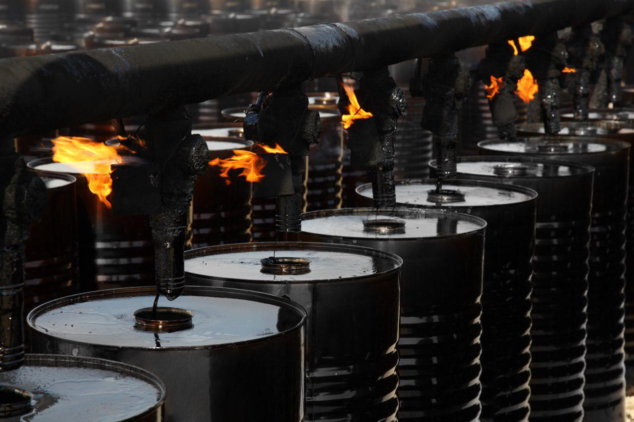 عکاسی صنعتی- صنایع نفت و گاز